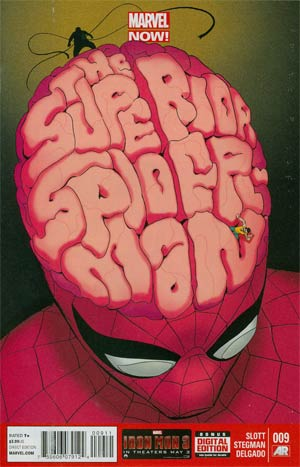 Superior Spider-Man #9 Regular Marcos Martin Cover