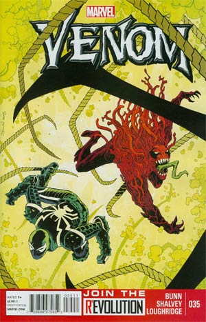 Venom Vol 2 #35