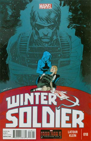 Winter Soldier #18 Cover A Regular Declan Shalvey Cover