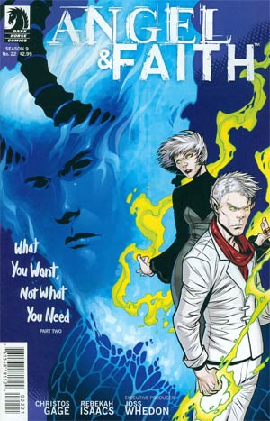 Angel And Faith #22 Variant Rebekah Isaacs Cover