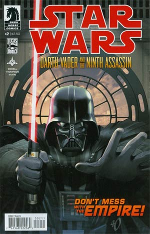 Star Wars Darth Vader And The Ninth Assassin #2