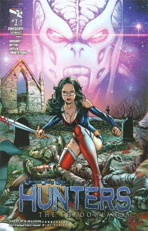 Grimm Fairy Tales Presents Hunters The Shadowlands #1 Cover A Anthony Spay (Unleashed Tie-In)