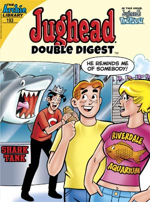 Jugheads Double Digest #193