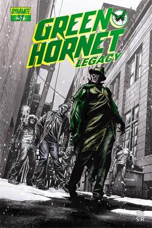Green Hornet Legacy #37