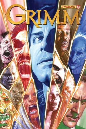 Grimm #1 Regular Alex Ross Cover
