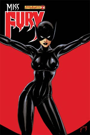 Miss Fury Vol 2 #2 Regular Cover A Joe Benitez