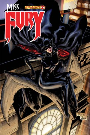 Miss Fury Vol 2 #2 Regular Cover C Billy Tan