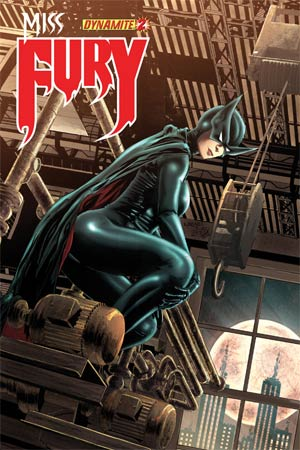 Miss Fury Vol 2 #2 Regular Cover D Wagner Reis