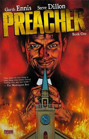 Preacher Book 1 TP