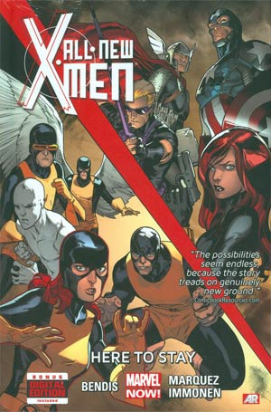 All-New X-Men Vol 2 Here To Stay HC