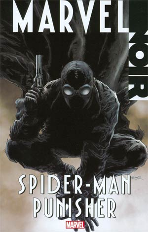 Marvel Noir Spider-Man Punisher TP