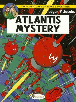 Blake & Mortimer Vol 12 Atlantis Mystery GN