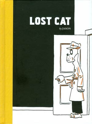 Lost Cat HC