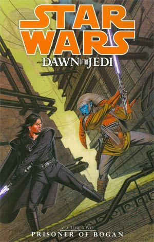 Star Wars Dawn Of The Jedi Vol 2 Prisoner Of Bogan TP