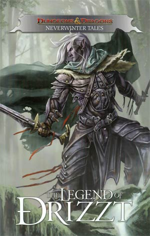 Dungeons & Dragons Legend Of Drizzt Neverwinter Tales TP