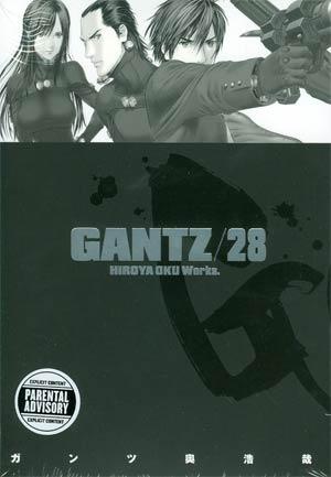 Gantz Vol 28 TP