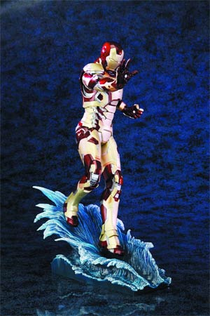 Iron Man 3 Iron Man Mark XLII ARTFX Statue