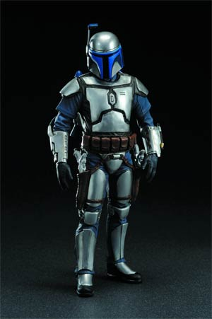 Star Wars Jango Fett Attack Of The Clones ARTFX Plus Statue