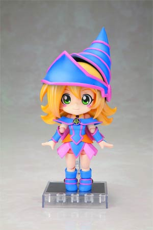 Yu-Gi-Oh Black Magician Girl Cu-Poche Figure