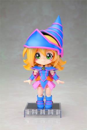 Yu-Gi-Oh Black Magician Girl Cu-Poche Figure