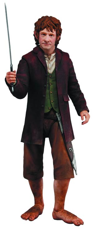 Hobbit Bilbo Baggins 12-Inch Action Figure
