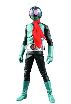 Masked Rider No.1 Real Action Hero Deluxe Version 3.0 12-Inch Action Figure