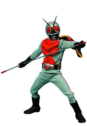 Masked Rider X Real Action Hero Deluxe 12-Inch Action Figure