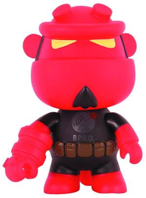 Hellboy 5-Inch Mini Qee Figure - BPRD
