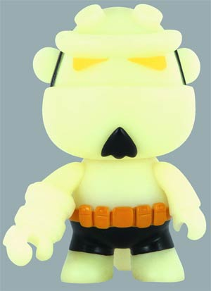 Hellboy 5-Inch Mini Qee Figure - Glow-In-The-Dark
