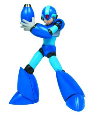 Mega Man X S.H.Figuarts - Mega Man X Action Figure