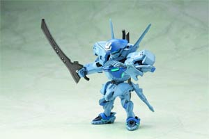 Muv-Luv Alternative Shiranui Storm & Strike Vanguard D-Style Plastic Model Kit