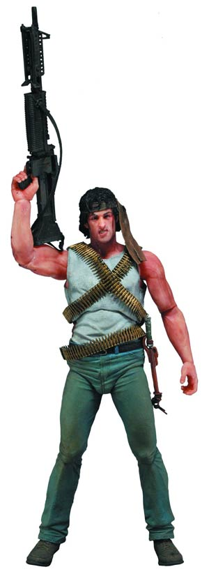 Rambo 7-Inch Action Figure