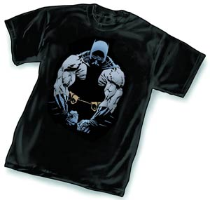 Batman Noir By Eduardo Risso T-Shirt Large