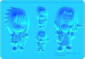 Naruto Shippuden Silicone Ice Tray - Sasuke & Itachi