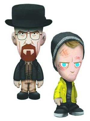DO NOT USE (DNO) Breaking Bad 8-Inch Plush Assortment Case