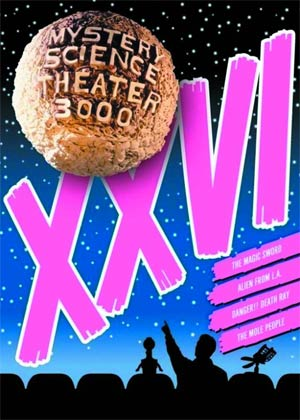 Mystery Science Theater 3000 Vol XXVI DVD