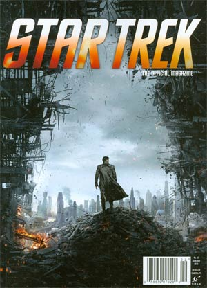 Star Trek Magazine #45 Jun / Jul 2013 Previews Exclusive Edition