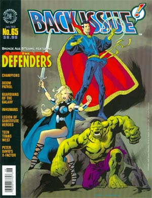 Back Issue #65