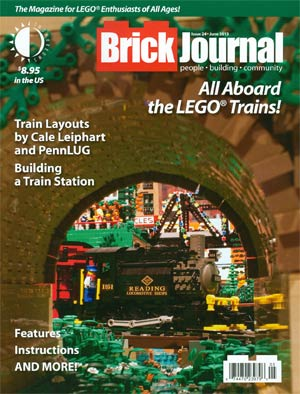 Brickjournal #24