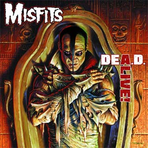 Misfits Dead Alive Audio CD