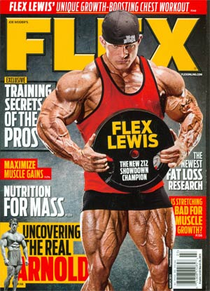 Flex Magazine Vol 30 #3 Mar 2013