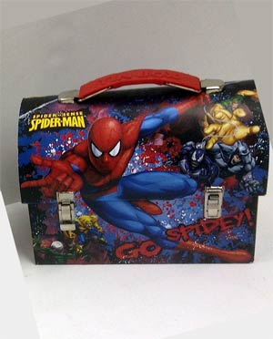 Spider-Man Large Workman Carry All - Go Spidey