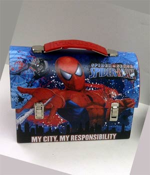 Spider-Man Large Workman Carry All - My City
