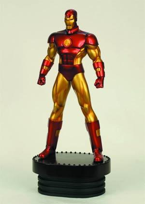 Neo-Classic Iron Man Statue By Bowen
