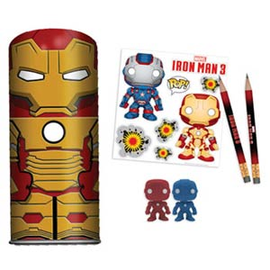 Iron Man 3 Mark 42 Can-Tivitie