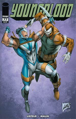 Youngblood Vol 4 #77 Cover B Rob Liefeld