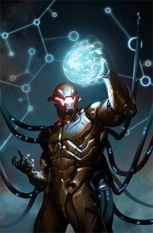 Age Of Ultron #1 Incentive Marko Djurdjevic Variant Cover