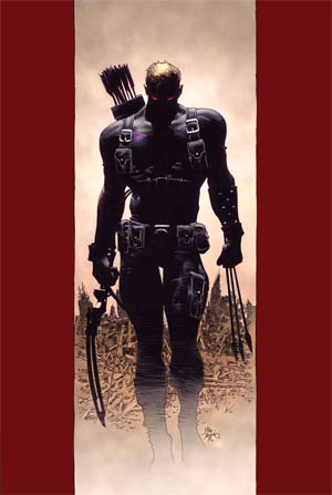 Age Of Ultron #1 Incentive Mike Deodato Jr Variant Cover
