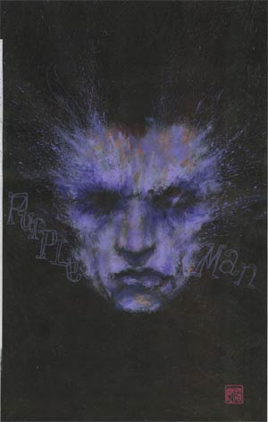 Daredevil End Of Days #6 Incentive David Mack Variant Cover