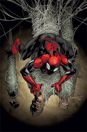 Superior Spider-Man #5 Incentive Mark Bagley Variant Cover